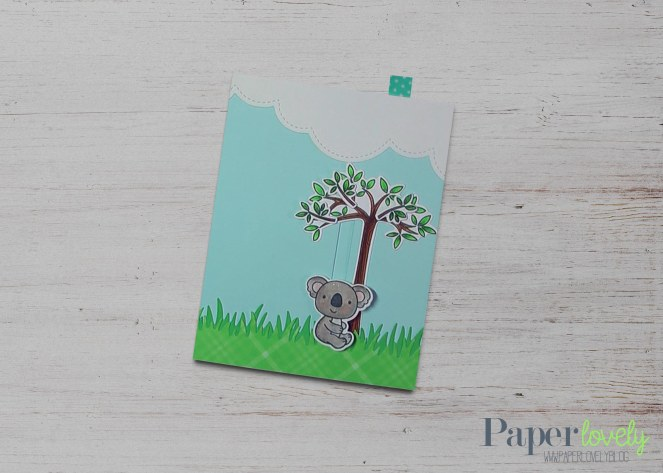 Koala Card Still - End